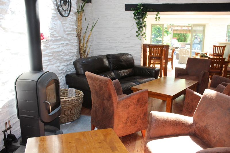Need to use the wifi? Come and relax in the Mill Cafe
