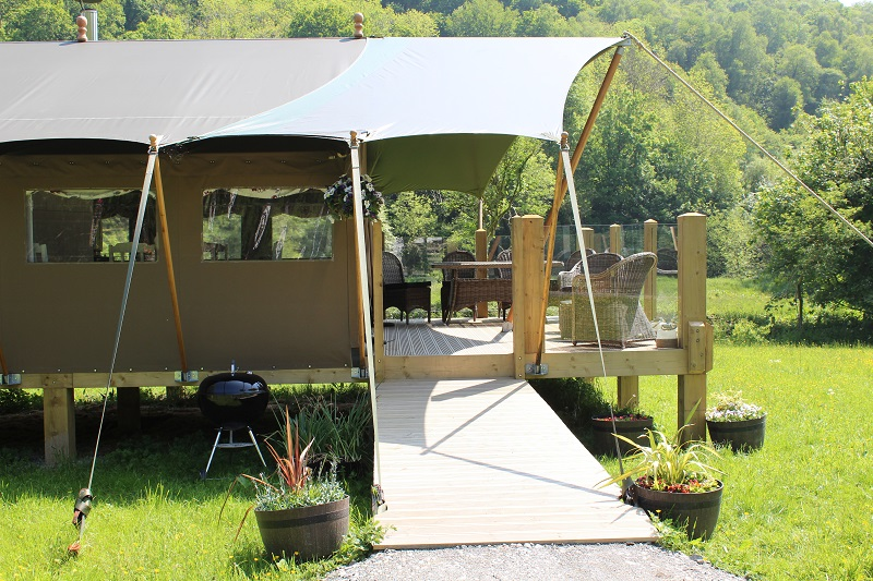 Safari Tents West Wales