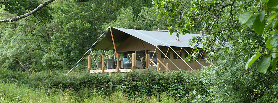 Glamping West Wales