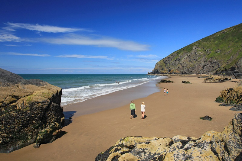 Cilborth Beach