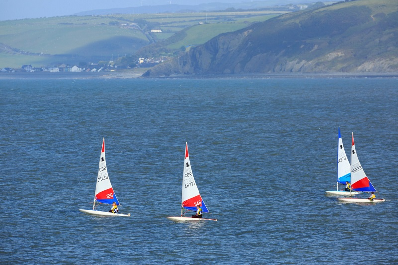 Cardigan Bay Sailing