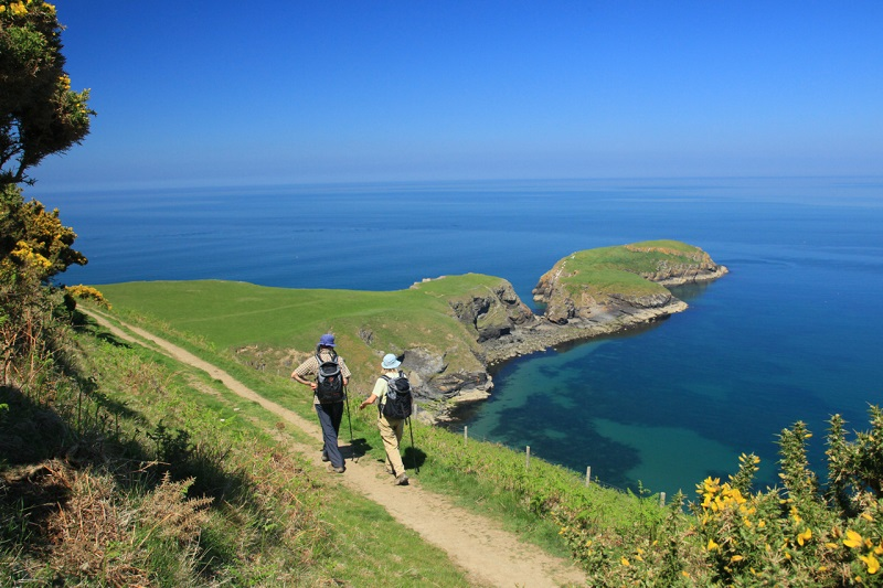 Cardigan Bay Coastal Walk